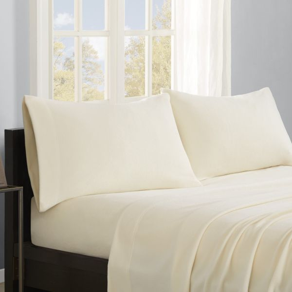 True North By Sleep Philosophy Micro Fleece Full Bed Sheets Set