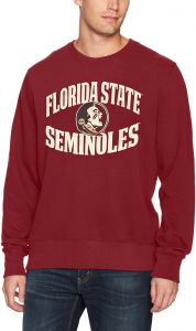 Youth Medium NCAA Florida State Seminoles Boys Outerstuff Gamma Long Sleeve Performance Tee Team Color 10-12