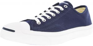 5a6fb883118 Converse Jp Jack Ox Midnight Navy   Natural White Ankle-High Canvas Fashion  Sneaker - 11.5M 10M