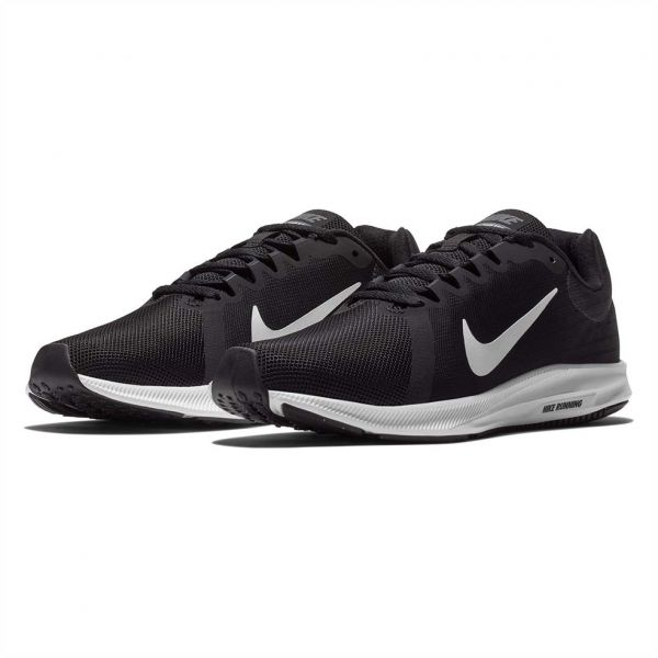 1c13944cc9be7 Nike Downshifter 8 Running Shoes for Women - Black White
