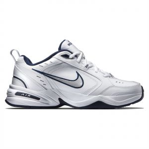 542c965a6d25 Nike air Monarch IV Training Shoes for Men - White Metallic Silver