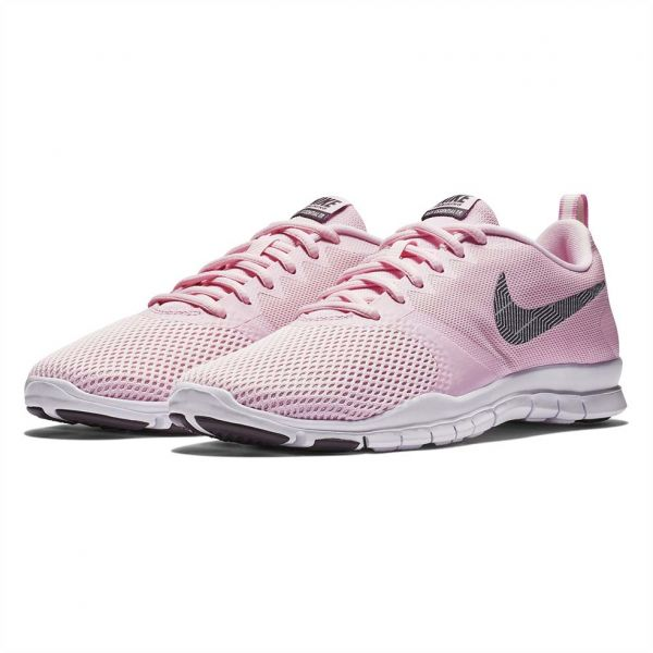 689f99c382cce Nike Flex Essential Tr Training Shoes for Women - Pink Foam  Thunder Grey