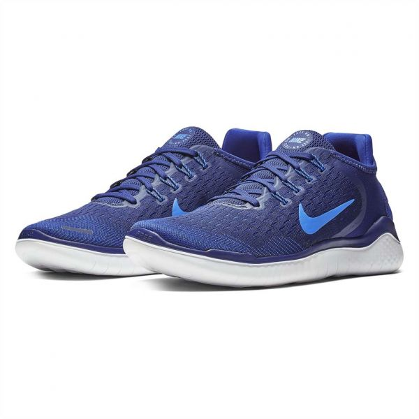 huge selection of 43c7b 34bac Nike Free Rn 2018 Running Shoes for Men - Blue Void Indigo force. by Nike,  Athletic Shoes - Be the first to rate this product. 25 % off
