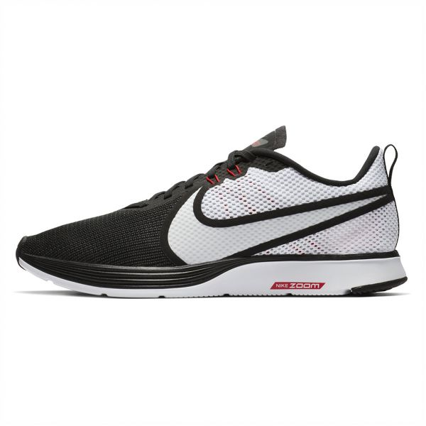 8a7c384345948 Nike Zoom Strike 2 Running Shoes for Men - Black White. by Nike