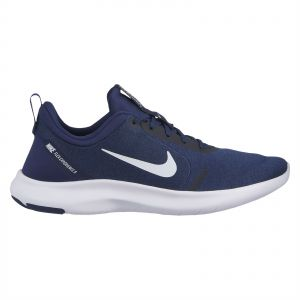 reputable site 154ca f16be Nike Flex Experience RN 8 Running Shoes for Men - Midnight Navy White