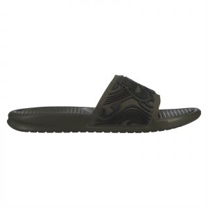 71c47c614cab Nike Benassi JDI SE Slide Sandals for Men - Cargo Khaki Black