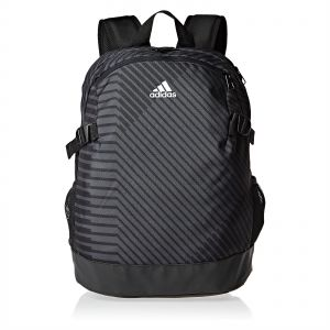 a54825b337c0 adidas DS8860 3-Stripes Power Backpack for Men - Grey