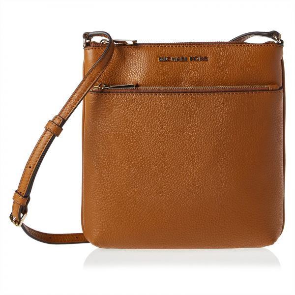 b2a0e79adde9 ... Riley Crossbody Bag for Women - Leather, Brown. by Michael Kors,  Handbags -. 23 % off