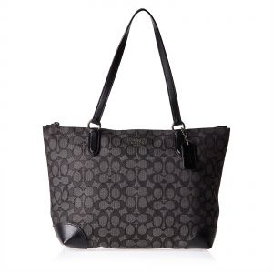 a9e569346d Coach F29958 Signature Zip Tote Bag for Women - Leather