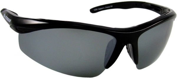 1e405e97173 Sea Striker Captain s Choice Polarized Sunglasses with Black Frame ...