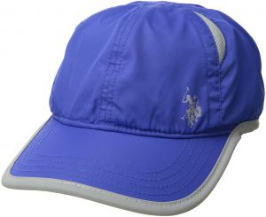 U.S. Polo Assn. Men s Active Poly-Nylon Mesh Baseball Cap 1747ed304087
