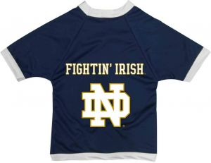All Star Dogs NCAA Notre Dame Fighting Irish Athletic Mesh Dog Jersey 2b2e628a6