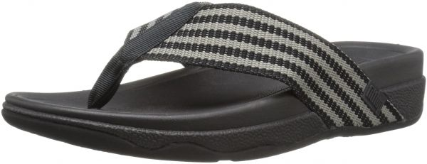 12a5dbc679e76f FitFlop Men s Surfer Super Cushioned Flip Flop