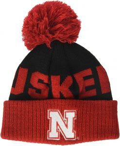 8a168cbd094 Outerstuff NCAA Nevada Wolfpack Children Boys Cuffed Knit Hat with Pom