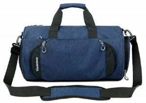 IX Sports Gym Large Duffel Bag with Shoes Compartment Travling ... a4678b900