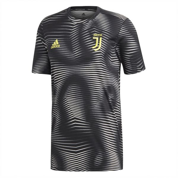 732df1e42 Adidas Weft knitted Juventus Home Pre-Match Jersey for Men - Black White