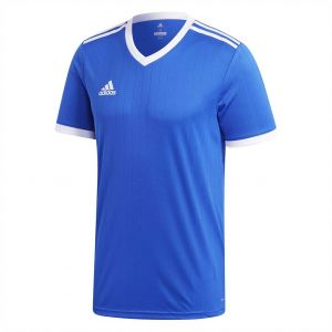 c094e1b7c2d adidas Weft knitted Tabela 18 Sports Jersey for Men - Bold Blue White