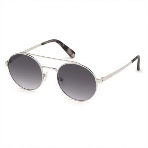 598c6cfbf3 Guess Round Shaped Sunglasses for Men - Gradient Smoke