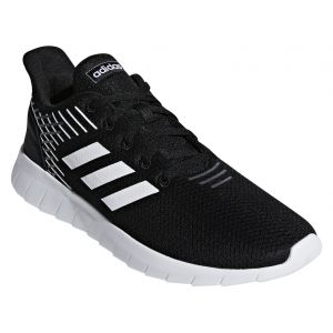 e84168a159c0b adidas Asweerun Shoes for Men - Black