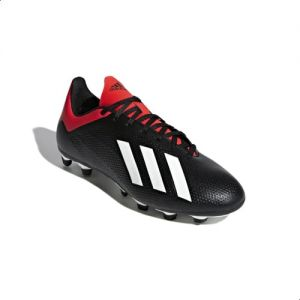 bb4a3329d8f0 Adidas X 18.4 Flexible Ground Football Shoes For Men - Core Black