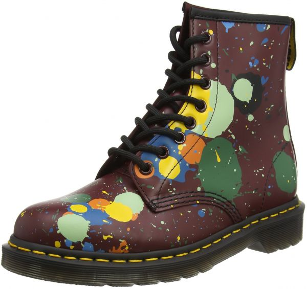 2828f4d9a7e5 Dr. Martens Womens 1460W Originals Eight-Eye Lace-Up Boot