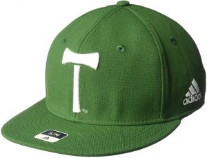 best loved 6c171 a48e3 NBA Milwaukee Bucks Men s Fvf Oversized Team Logo Hat, Green, Small Medium