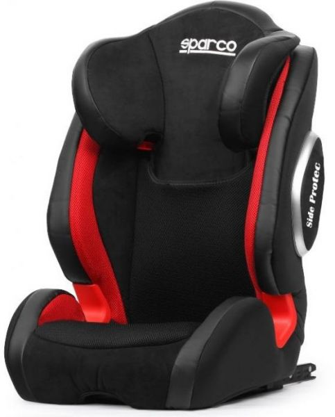 c2ba2688e47 Sparco F1000Ki Child Seat Group 2+3 Red Isofix. by Sparco