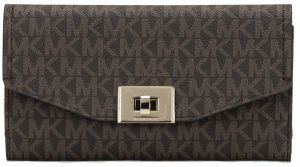 96b9f585f64a Michael Kors WoMen s Cassie Large Trifold Wallet