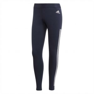bc5be9926cef0 adidas Must Haves 3 Stripes Sport Tight for Women - Legend Ink/White