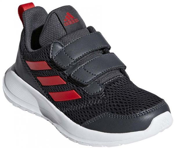 4b08a9663e81 adidas Altarun CF K Running Shoes for Kids - Grey Six Active Red ...