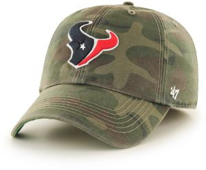 a9ee5e520083a NFL Houston Texans Harlan Franchise Fitted Hat