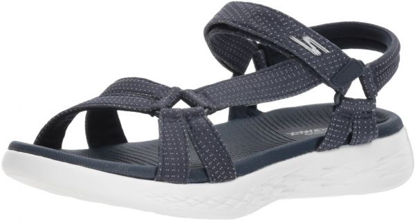 9c5c72497 Skechers Performance Women s on-The-Go 600-Brilliancy Sport Sandal ...