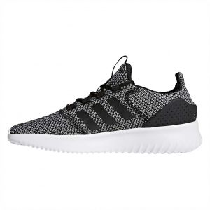 new styles 33fe5 6a0e4 adidas Cloudfoam Ultimate Running Shoes for Men - Core BlackFTWR White