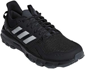 ed6520e20183 adidas Rockadia Trail Running Shoes for Men - Core Black Grey Two F17 Grey  Six