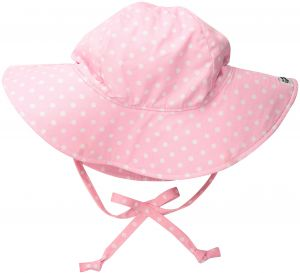 d885f77b47e3c Flap Happy Baby Girls UPF 50+ Floppy Hat