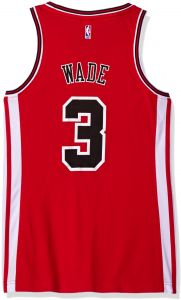 284e5b3b2 adidas NBA Women s Chicago Bulls Dwayne Wade Replica Player Away Jersey