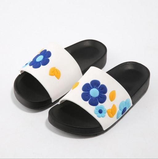 b75b4a6ca6b0 Kids Family Household Sandals Anti-Slip Indoor Outdoor Home Slippers for  Girls and Boys