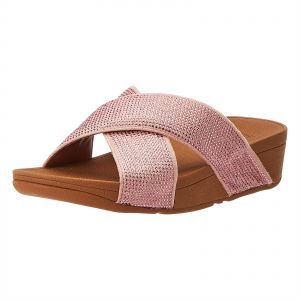5e7cb062931 Fitflop Sandal for Women - Pink   Brown