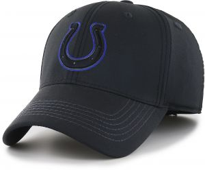 a63d4b989433f OTS NFL Indianapolis Colts Wilder Center Stretch Fit Hat
