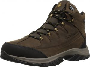 Columbia Men's Terrebonne II Mid Outdry Hiking Boot, Mud, Curry, 8.5 Regular US