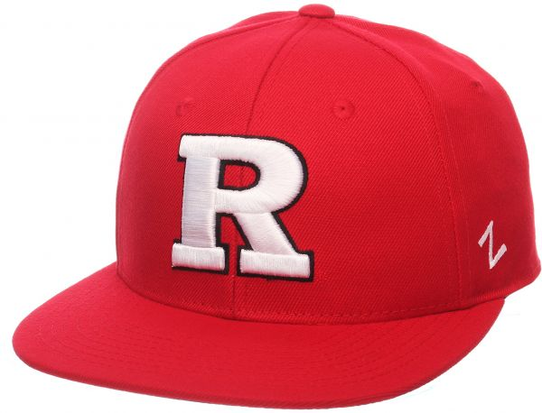 super popular c4ad2 d20c1 Zephyr NCAA Rutgers Scarlet Knights Men s M15 Fitted Hat, 7 3 8, Red   Souq  - UAE