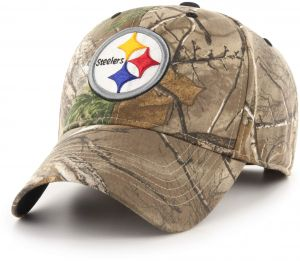 df2ffc2d6dc7b OTS NFL Pittsburgh Steelers Male Hickory All-Star Adjustable Hat