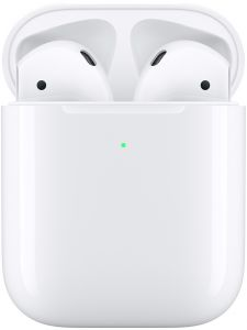 8b02e01e3 Apple Airpods with wireless charging case - White - MRXJ2