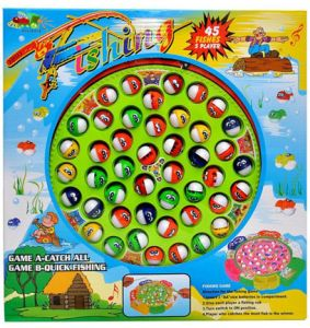 Fishing Game Toys 45 Fishes 5 Player Buy Online Toys At Best Prices In Egypt Souq Com