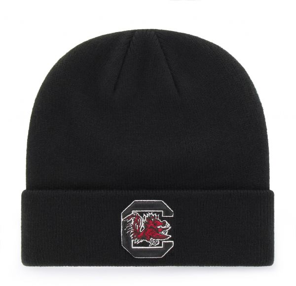 NCAA Stanford Cardinal Adult NCAA Rush Down Ots Cuff Knit Cap with Pom One Size Dark Red