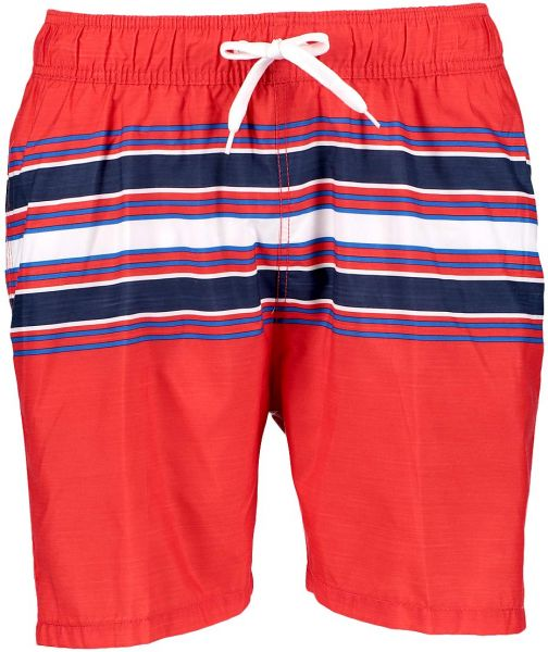 c7a833660c Kanu Surf Men's Archer Stripe Quick Dry Beach Board Shorts Swim Trunk, Red,  XX-Large | Souq - UAE