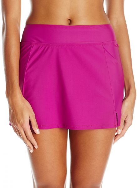 d4614401b9 Maxine Of Hollywood Women's Woven Swim Boardshort with Cargo Pockets ...