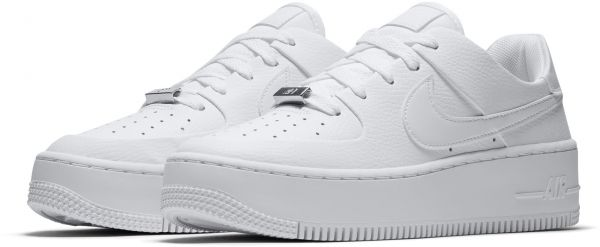 cheap for discount d1d6a b5827 Nike AF1 Sage Low Sneaker For Women - White