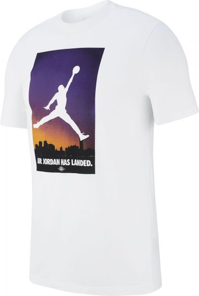 0c8ee35446238 Nike Air Jordan T-Shirts For Men - White, XXL