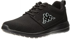 new styles 03938 e31cb KAPPA Casual Fashion Sneakers Shoes for Unisex , Black